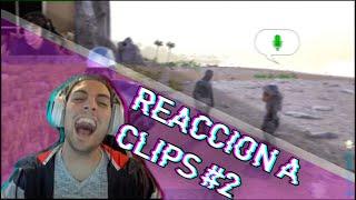 COSCU REACCIONA CLIPS DE TWITCH #2