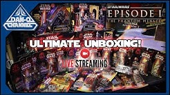 Star Wars Episode I The Phantom Menace 20th Anniversary Livestream