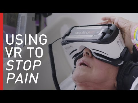 Can Virtual Reality Help Fight the Opioid Crisis?