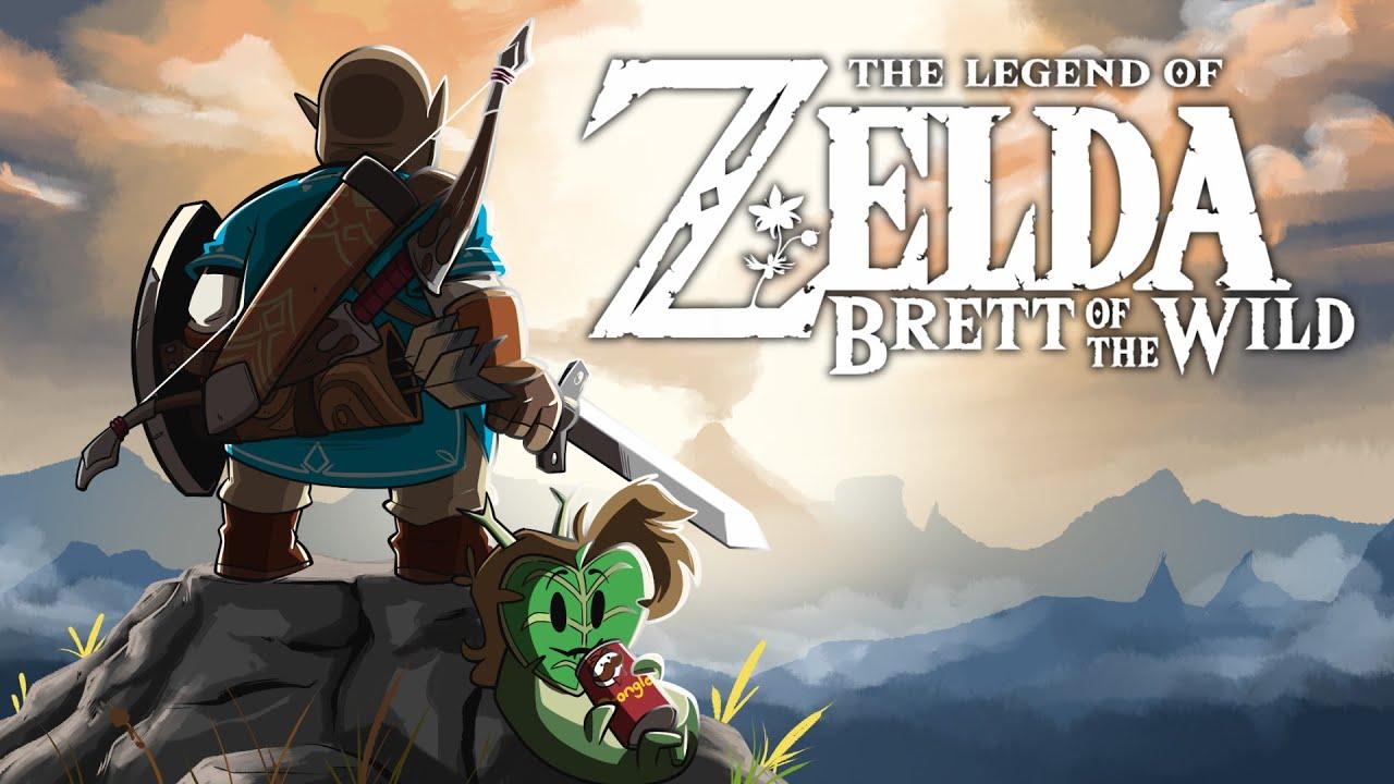 Zelda Breath of the Wild Master Mode | Ep. #27 | Metallix | Super Beard Bros