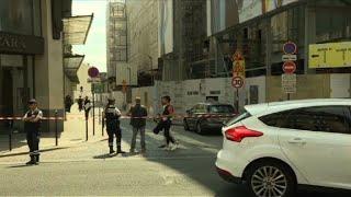 Braquage de montres de luxe à Paris: un suspect recherché
