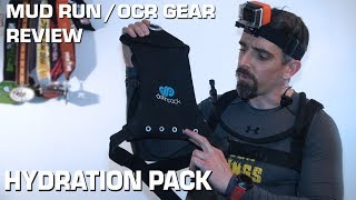 Mud Run / Obstacle Racing Gear - HYDRATION PACK