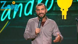 Alessandro Cappai Italian Stand Up ZeligTV