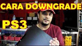 CARA DOWNGRADE PS3 #Tutor 4