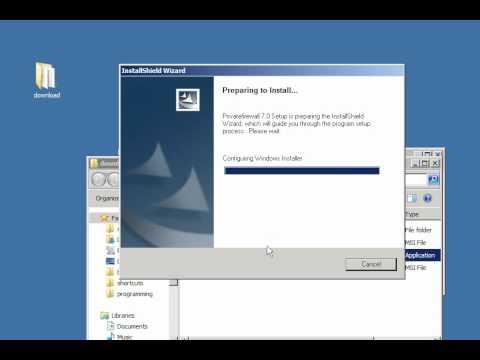 Simple Fix? for Windows Installation Error