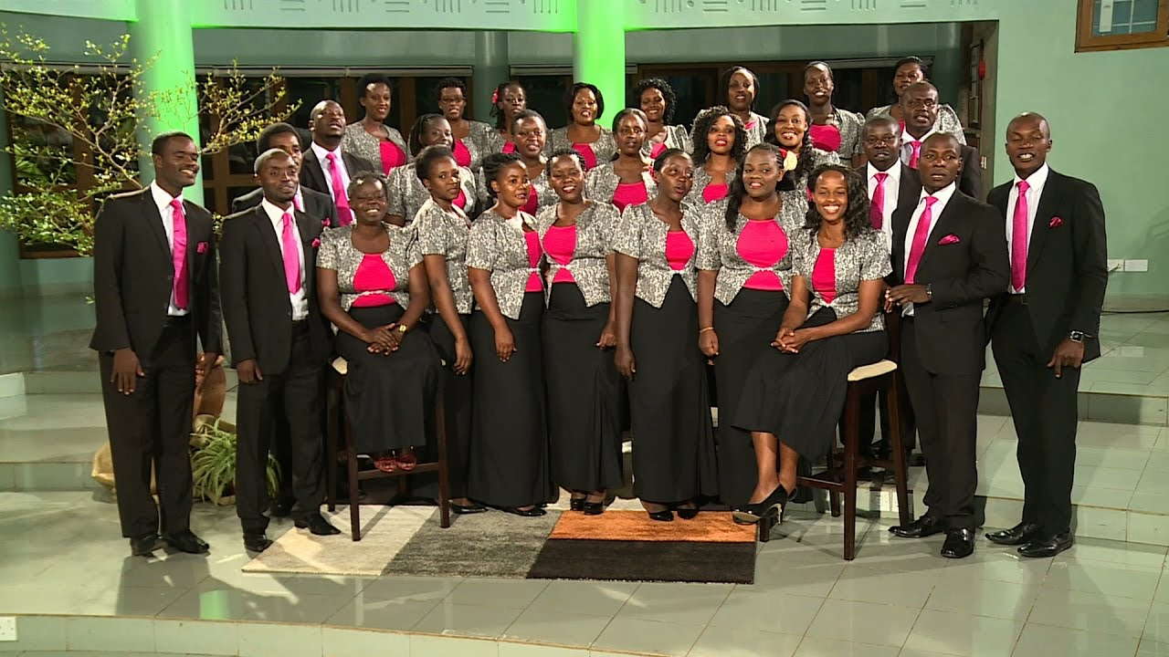 KAMPALA CENTRAL SDA CHURCH CHOIR    LOOKING FOR A CITY