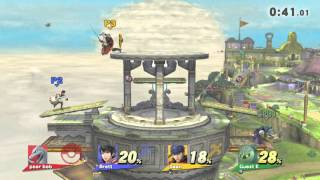 Super Smash Bros. for Wii U - Part 3 - Saint Chris