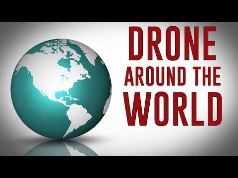 This Drone Flew AROUND The WORLD - KEN HERON