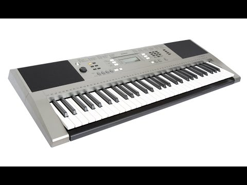 YAMAHA PSR E-353 INDIAN REVIEW