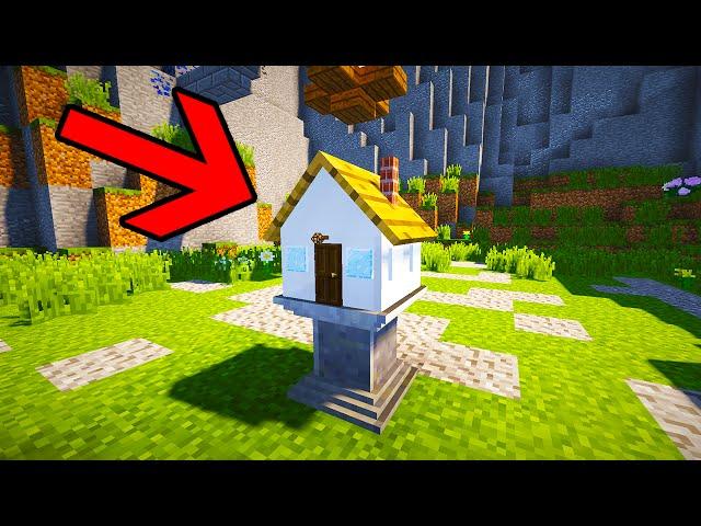 smallest house in minecraft minefreak