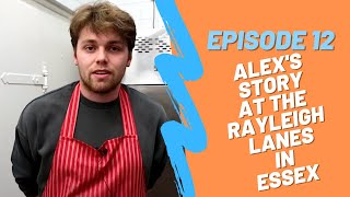 Alex - The Butcher at Rayleigh Lanes in Essex