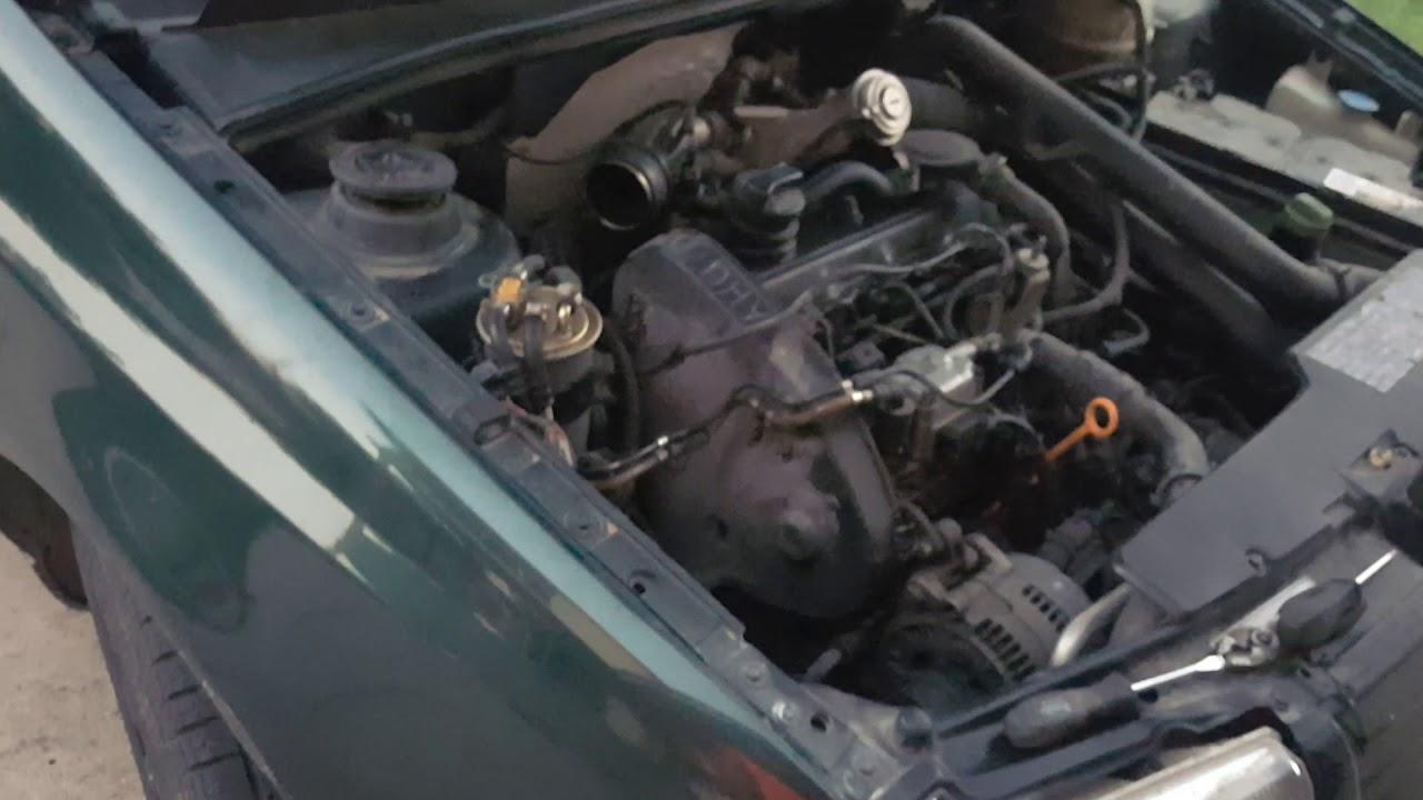Identify engine code VW 1 9 TDI AHL AHU 1Z diesel