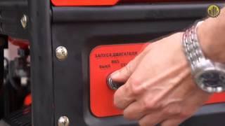 Бензиновый генератор Aurora AGE 6500 DSX(Обзор, тест, отзывы и работа бензиновых генераторов Aurora AGE 6500 DSX и AGE 7500 DSX. Узнать подробную информацию об..., 2014-10-22T06:39:48.000Z)
