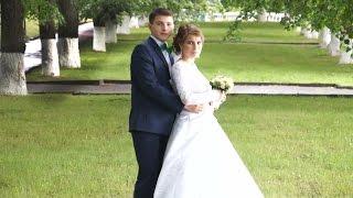 Свадебный клип Олега и Юли 10  06  2016 для интернета