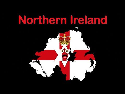 Northern Ireland/ Northern Ireland Geography/Northern Ireland Country