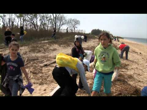 Clean Ocean Action's Beach Sweeps