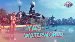 Yas Waterworld Abu Dhabi/ All Water Slides