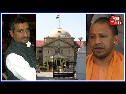 Allahabad High Court Questions UP Government For Not Arresting Kuldeep Sengar