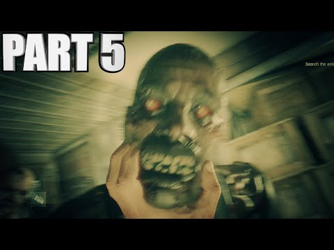 Antenna Shenanigans - Dying Light Walkthrough Part 5 - Xbox One Gameplay With Commentary