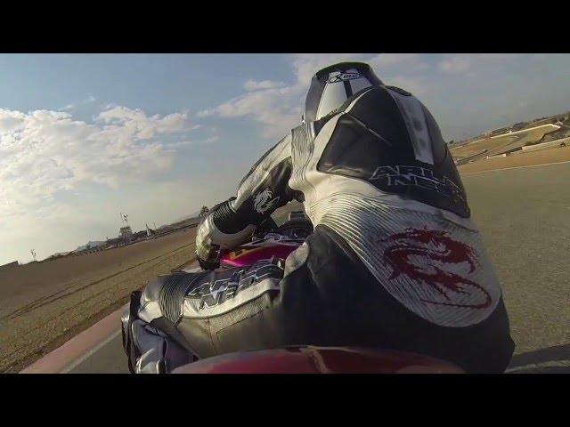 Track Punk Racing in Spain 2016