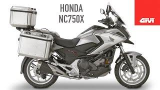 HONDA NC750X by GIVI