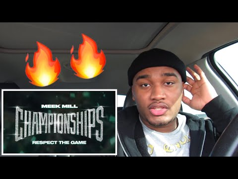 Meek Mill - Respect The Game REACTION!!