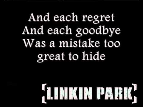 Linkin Park - New Divide [Karaoke]