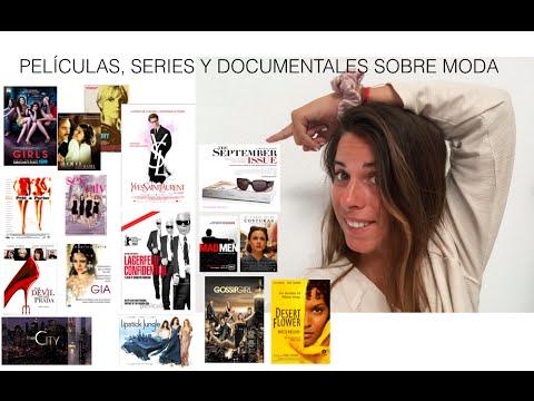 Recomendaciones de series, películas y documentales sobre moda