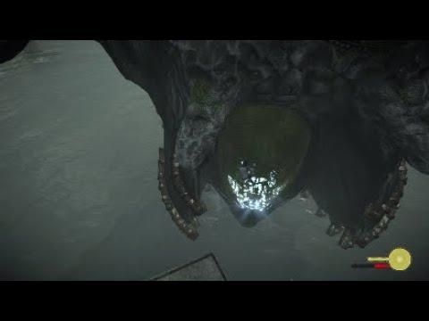 Shadow Of Colossus Part 15 : Lake Guardian