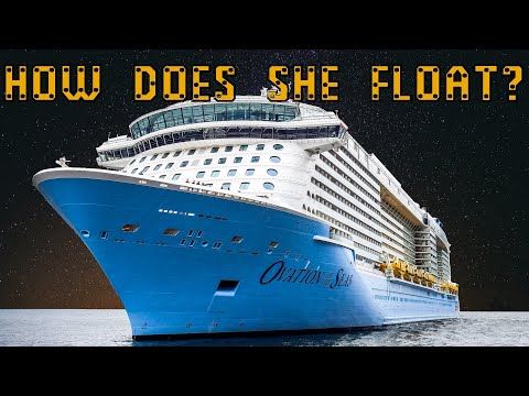 Why Do Big Ships Float? [Buoyancy And Flotation Explained]