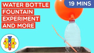 How To Make a Non Stop Fountain || Simple Science Project | Lab 360