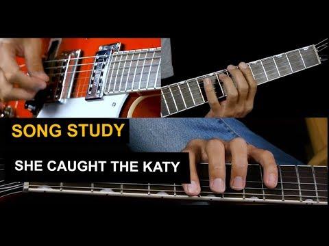 She Caught The Katy Guitar Lesson - Taj Mahal - Easy Blues Songs