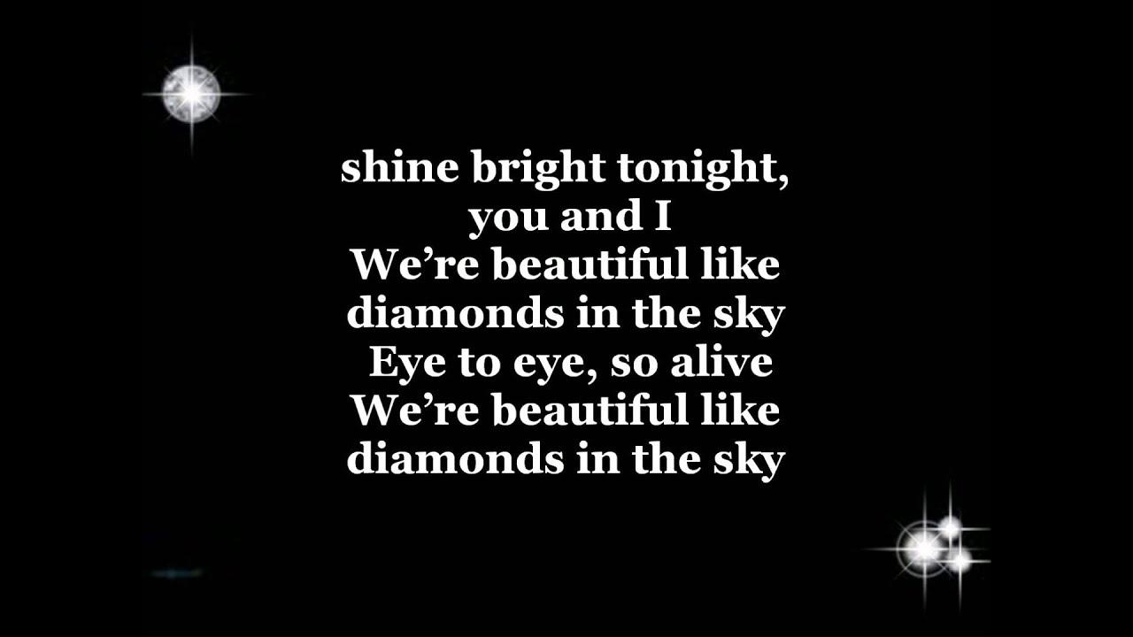 Rihanna - Diamonds Lyr... Rihanna Songs Lyrics