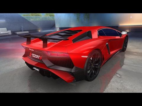 Asphalt 8, ME WINNING Lamborghini Aventador SV, Enduro mode FULL, Part 2