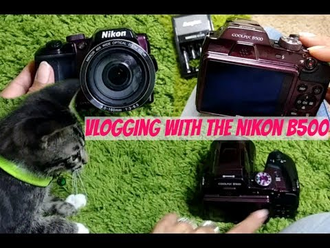 back-to-basics:-how-to-vlog-with-the-nikon-b500-|-vlogging-camera-under-300-bucks