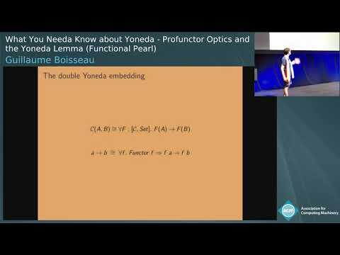 What You Needa Know About Yoneda - Profunctor Optics And The Yoneda Lemma