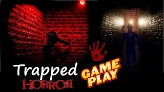 Trapped ★ Gameplay ★ PC Steam Horror game 2019 ★ Ultra HD 1080p60FPS