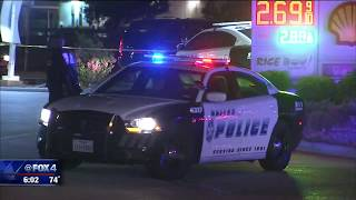 Mom shoots man who took her car with kids inside