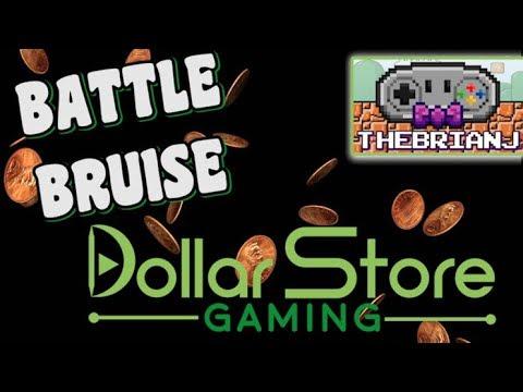 Battle Bruise - Dollar Store Gaming  