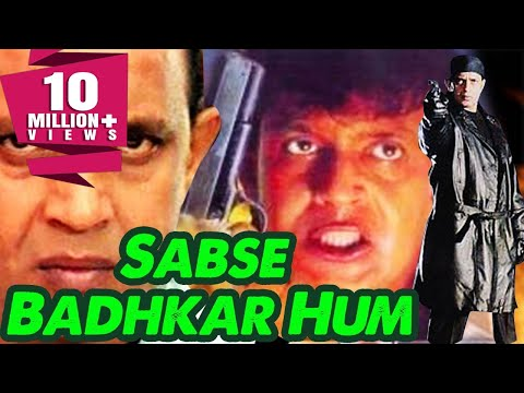 Sabse Badhkar Hum (2002) Full Hindi Movie | Mithun Chakraborty, Manik Bedi, Samrat Mukherjee