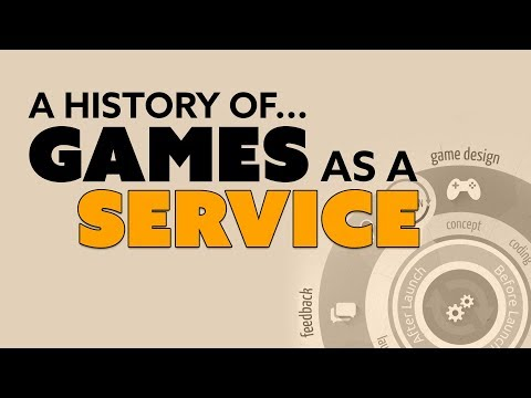 A Quick History of GAMES AS A SERVICE - The Know Game News