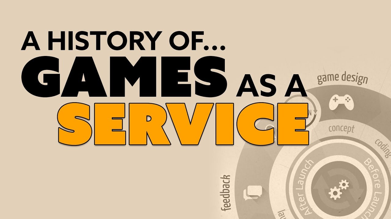 A Quick History Of Games As A Service The Know Game News