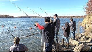Non-Stop White Bass Fishing. EP 67