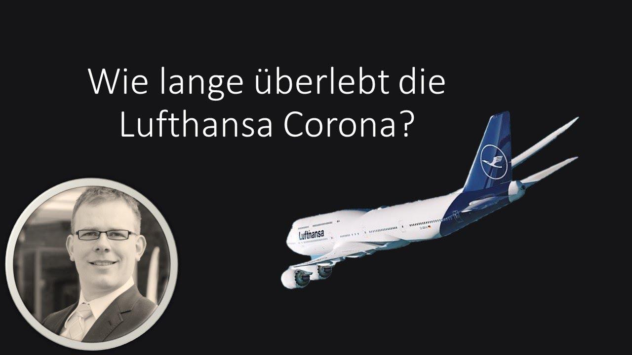 Lufthansa Corona Storno
