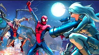 Spider Man Unlimited Android Gameplay