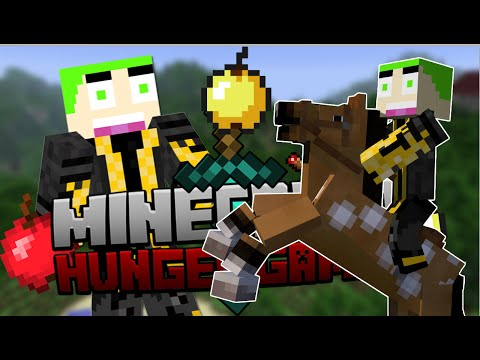 Minecraft - The Hungergames 488 Horse X FCK OFF!