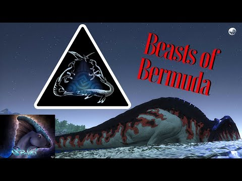 Beasts of Bermuda: Don't Trust that Water, New Game!