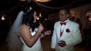 Lisandra + Adolfo Highlight wedding at Illusion Banquet Hall