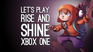 Rise and Shine Gameplay on Xbox One: Let