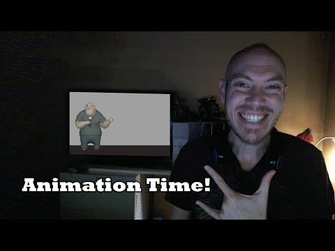 Animation Time! - Groggy Lip Sync Part 4